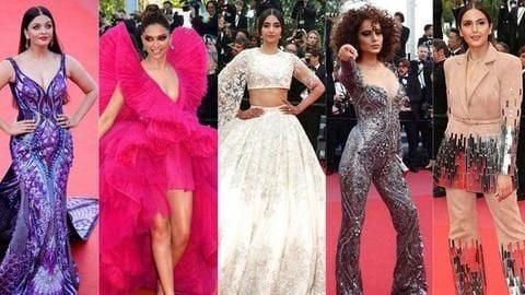 Indian beauties at Cannes: Aishwarya, Sonam, Deepika, Kangana