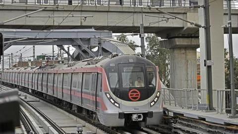 Delhi: New Rajouri Garden metro-station a boon for airport travelers