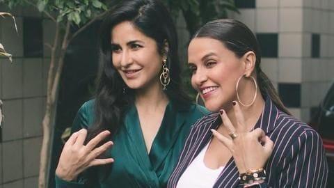 Are Katrina, Vicky Kaushal really dating? Neha Dhupia spills beans
