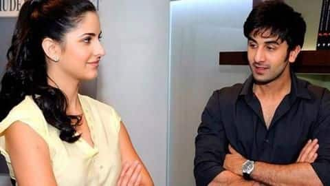 Katrina reveals how she coped up after splitting from Ranbir