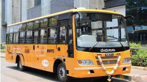 Till July-31, it's free rides for students aboard Bengaluru buses
