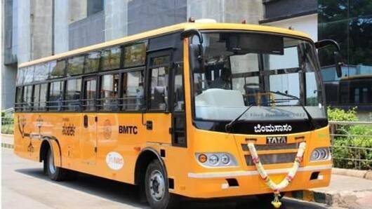 BMTC rules free travel for students till July-end