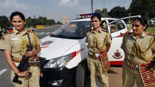Not a single Delhi women fined for drink-driving