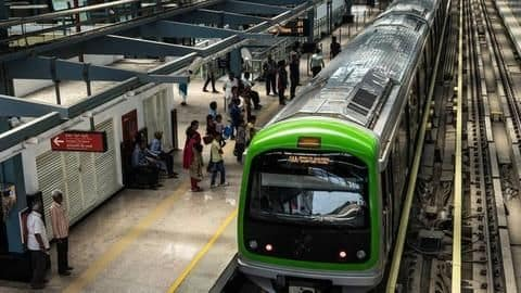 Namma Metro might not run from March 22