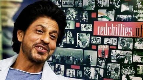 SRK, Netflix working on a political thriller, their third collaboration