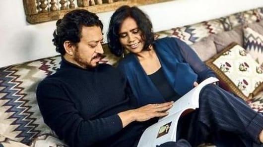 Irrfan Khan's wife pens heartfelt note on Facebook