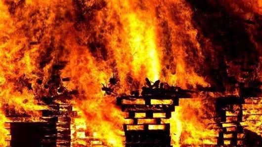 The Kerala temple fire
