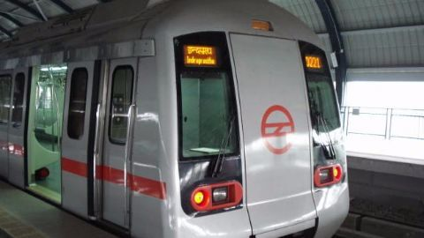 Security beefed up at Delhi Metro