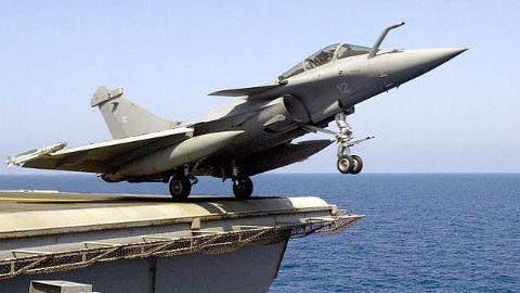 Rafale fighter jets deal reaching closing stages