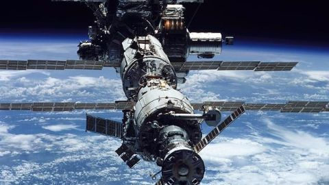 Inflatable module to be installed in ISS