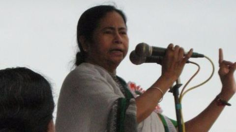 Mamata's tussle with Election Commission