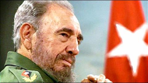Fidel Castro gives rare address to Cuba's party congress