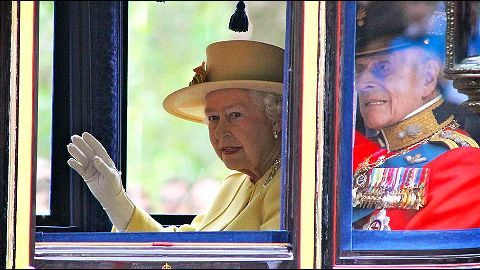 Queen Elizabeth II celebrates 90th birthday