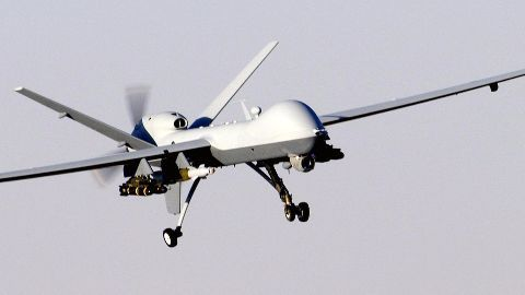 ISIS India chief killed in drone strike