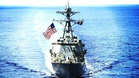 Freedom of Navigation: US' weapon in international lands