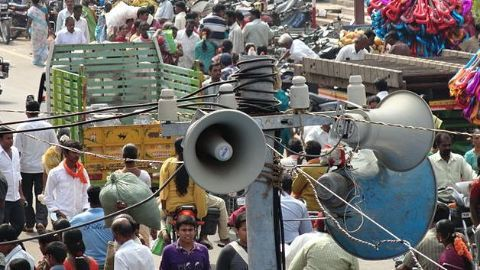 Mumbai's noise problems