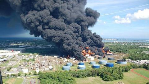 Biomax's biodiesel facility in Visakhapatnam on fire