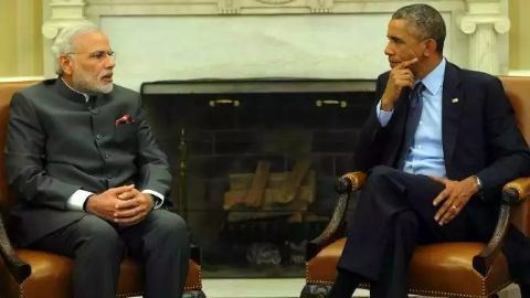 Obama's India visit further strengthens defence ties