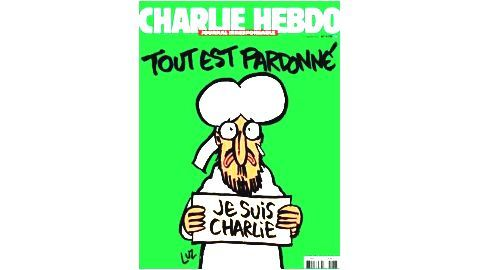 'Je Suis Charlie' becomes free speech war cry
