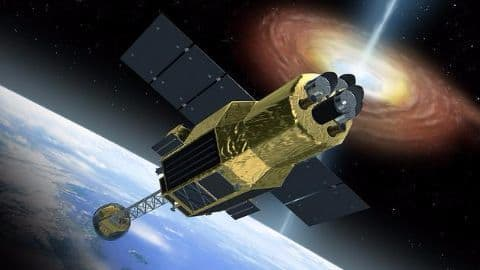 Japan abandons multi-million dollar black hole satellite