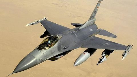 US to sell eight F-16s to Pakistan