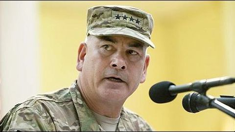 Airstrike was unintentional, Afghan forces requested it: Campbell