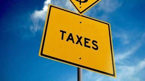 Only 1% Indians pay tax