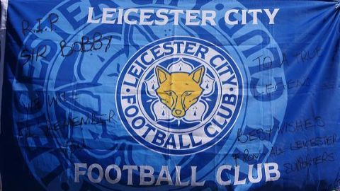 Leicester City are the new Champions of England