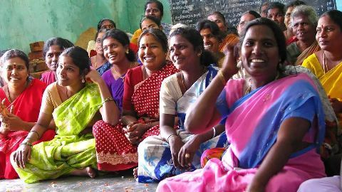 Self Help Groups changing rural landscape