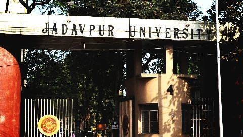 Another political controversy in Jadavpur University