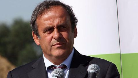 Michel Platini resigns from UEFA presidency