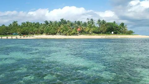 Rising sea levels and sinking islands