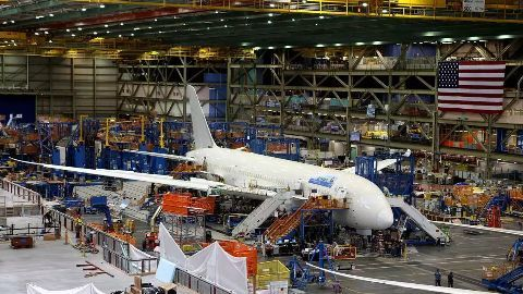 Reliance Antonov joint venture for aircraft manufacturing