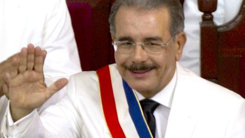 President Medina claims victory in Dominican Republic elections