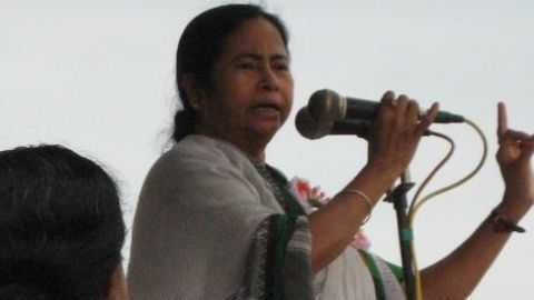 Massive victory for Mamata in Bengal