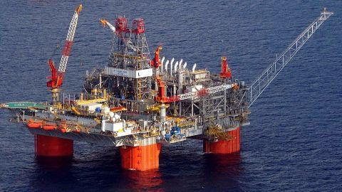 Which oil fields are up for auction?