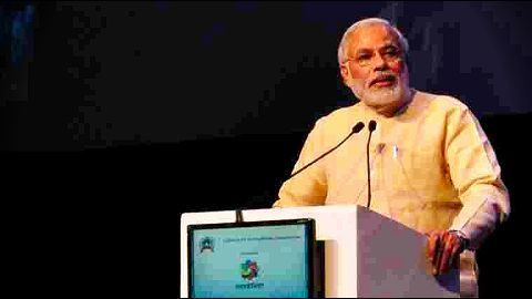 Modi releases India's first National Disaster Management Plan