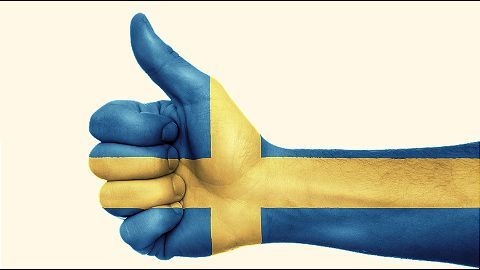 Sweden tagged the best, Libya the 'least good'