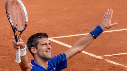Highlights of French Open 2016