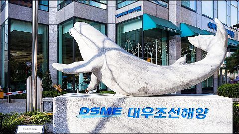 DSME's alleged fund mismanagement
