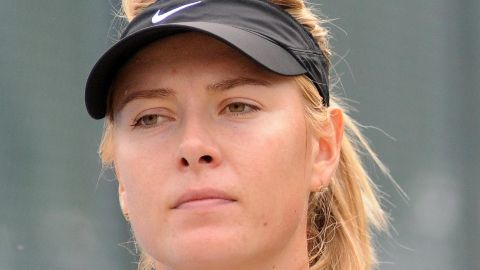 2 year suspension for Maria Sharapova