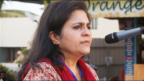 The curious case of Teesta Setalvad