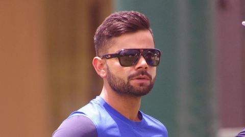 Virat Kohli launches his fitness venture