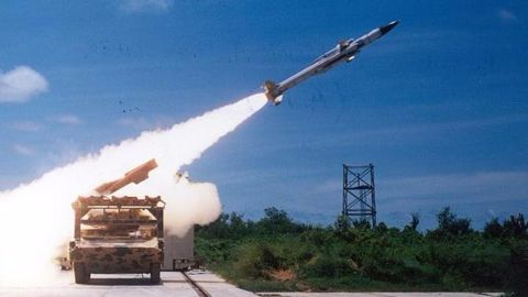 India tests SAM jointly developed with Israel