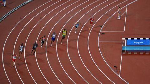 Achievements at the IAAF World Championships
