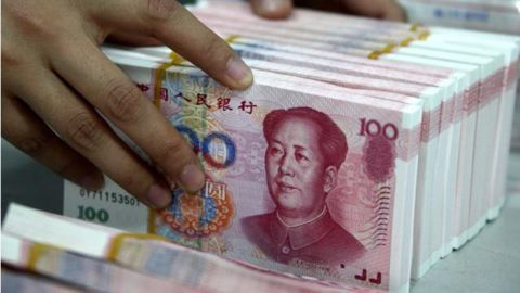 China to look at weaker yuan in 2016