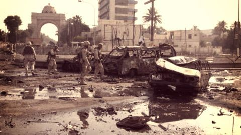 Twin bombings in Iraq carried out by ISIS