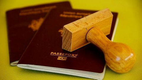 AQIS India head's Pak travel without getting his passport stamped