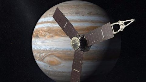 Juno, Welcome to Jupiter!