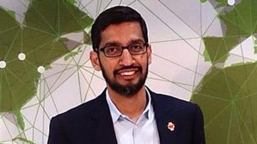 Indian-born Google CEO Sundar Pichai turns 44